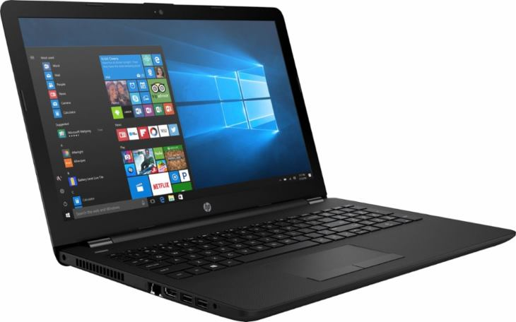 HP Notebook 15.6 Inches - 4gb Ram - 500gb Hdd - Windows 10 Laptop Image